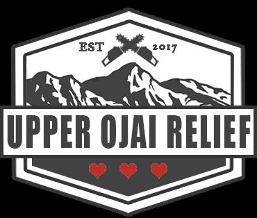 Upper Ojai Relief